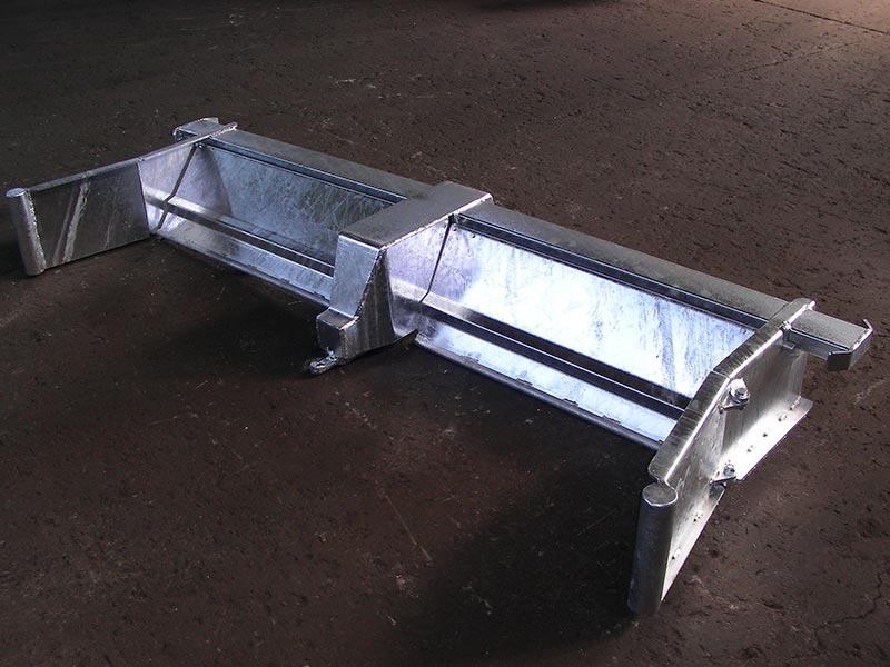 Customized galvanized steel shovels